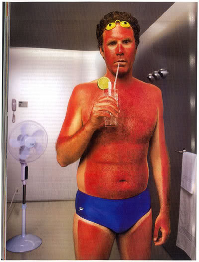 """""""Yeah. Like it even matters. Red's my favorite. And lemonade, lemonade's my favorite too."""" - Will Ferrell"""